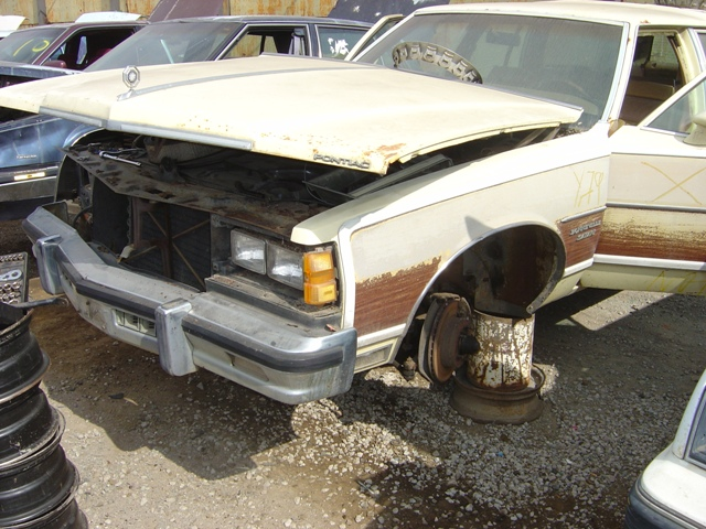 1979 pontiac bonneville parts