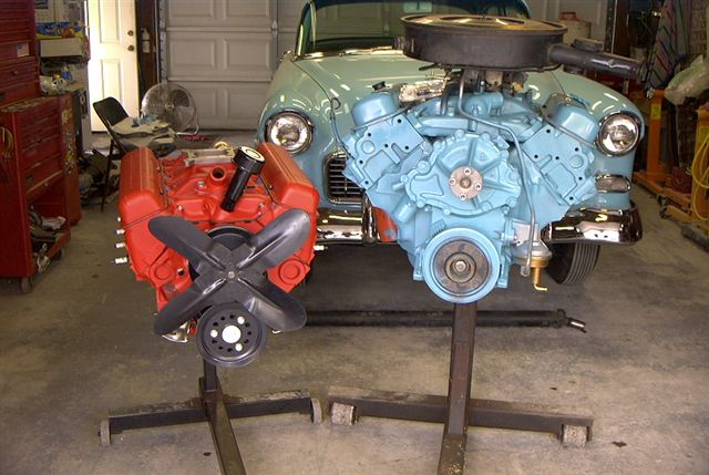 the differences between chevrolet small block v8 engine and a ford small block v8 engine Read the tech article on ford small blocks, brought to you by the experts at classic trucks magazine.